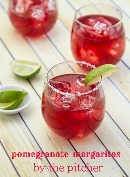 5 Ways To Serve (Virgin) Margarita With A Twist