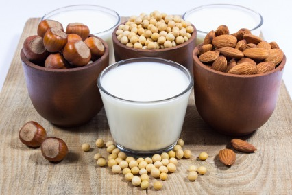 3 Healthy Vegan Milk Alternatives To Dairy