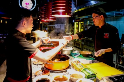 Review: Best Asian Street Food in Dubai at 24th St.