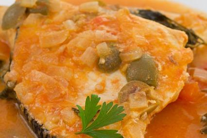 Spicy Fish Sarciado