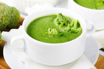 Doog's Easy Peasy Broccoli Soup