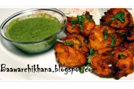 Spicy Tandoori Fish Tikka