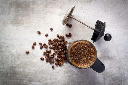 RAW Coffee French Press Brewing Guide