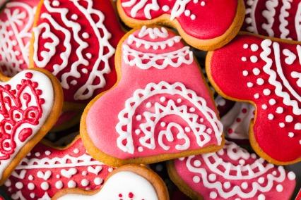 Homemade Valentine's Day treats