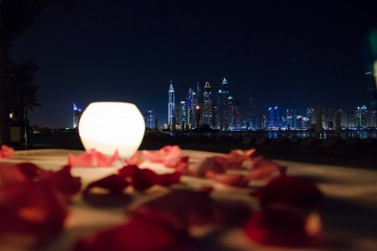 Valentine's Day in Dubai at Rixos The Palm Dubai