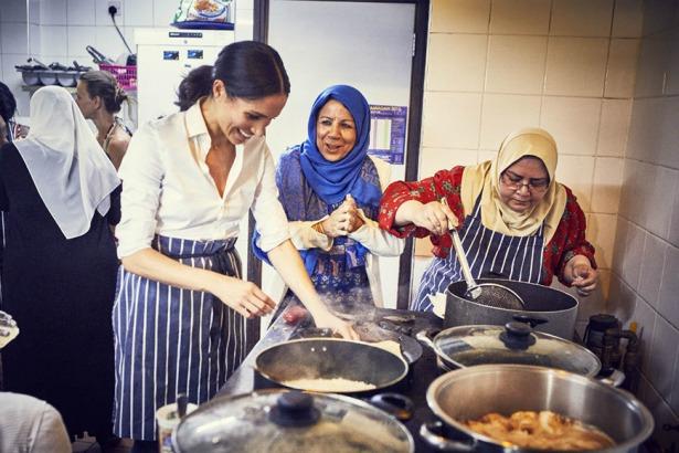 Meghan Markle Cookbook