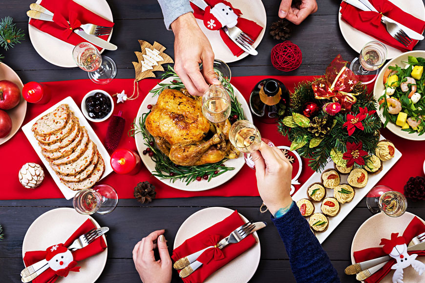 11 Tips for Hosting Christmas for the Very First Time